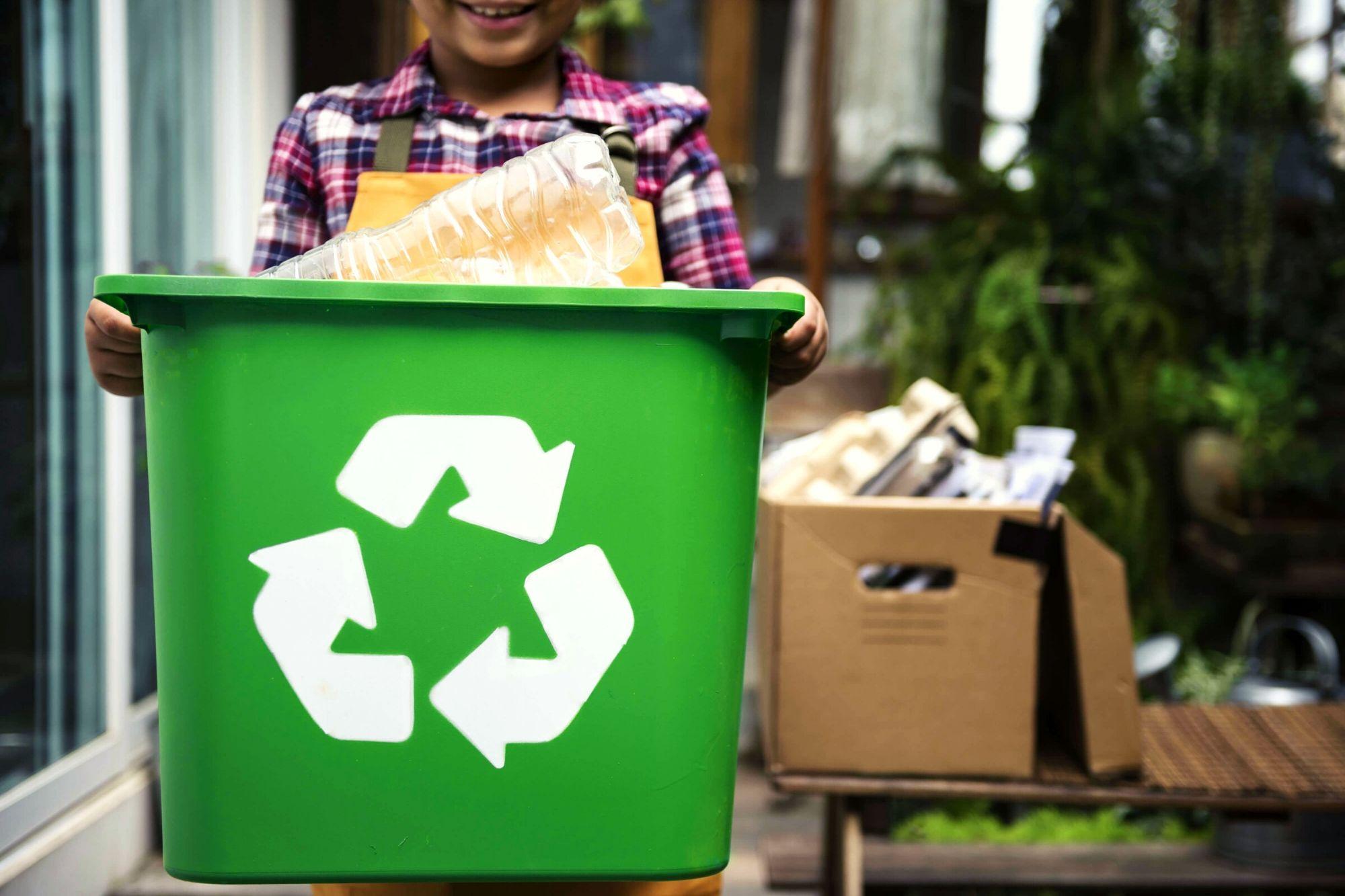 Сдать пластик на переработку легко