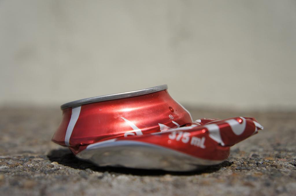Переработка алюминиевых банок