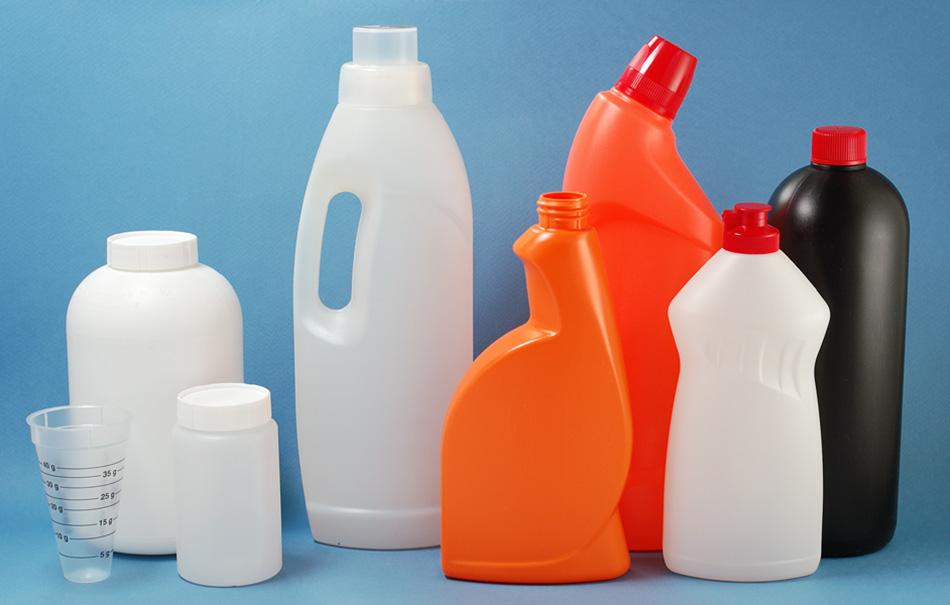 Переработка пластиковых бутылок PEHD 04