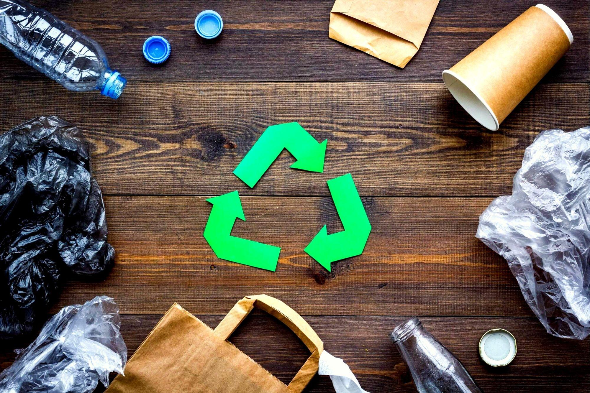Переработка мусора. Европа