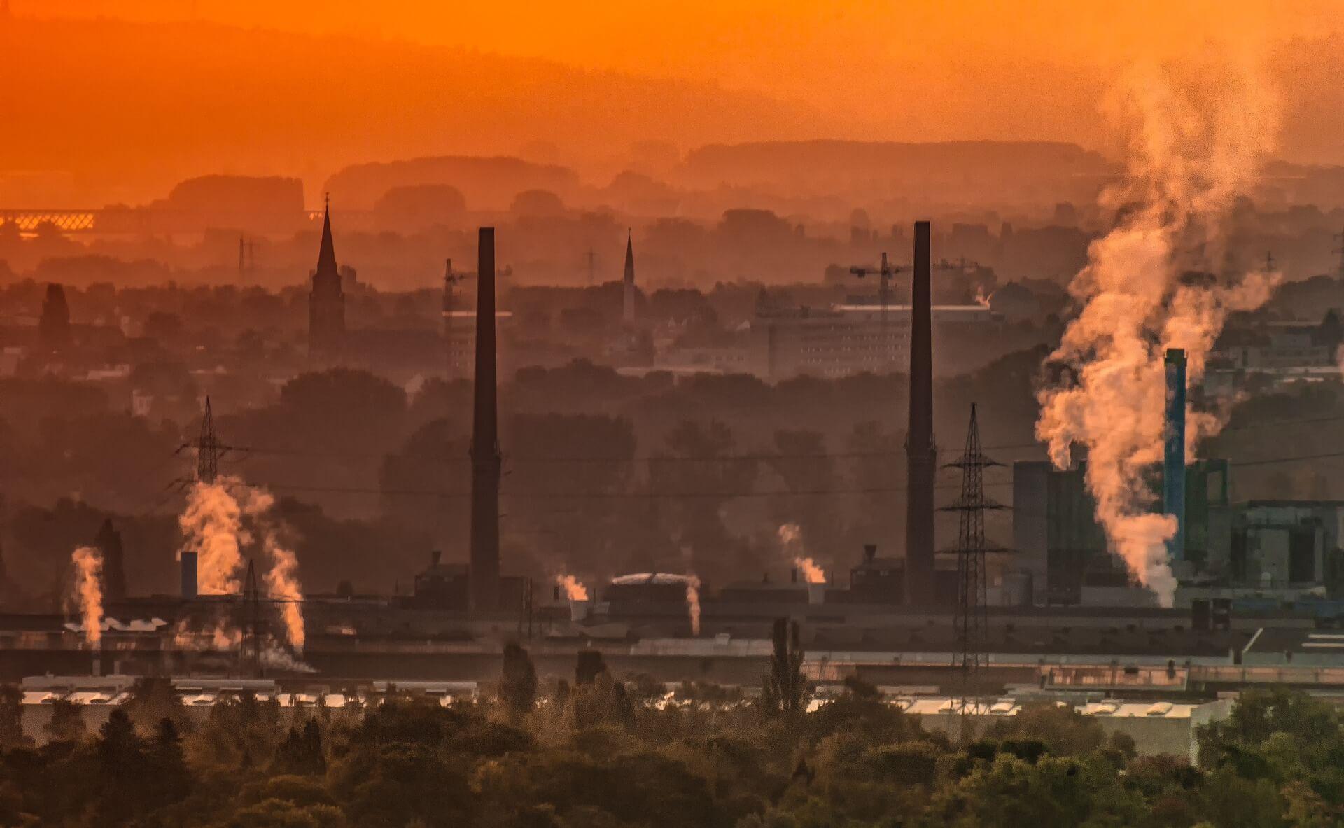 Загрязнение воздуха. Смертность