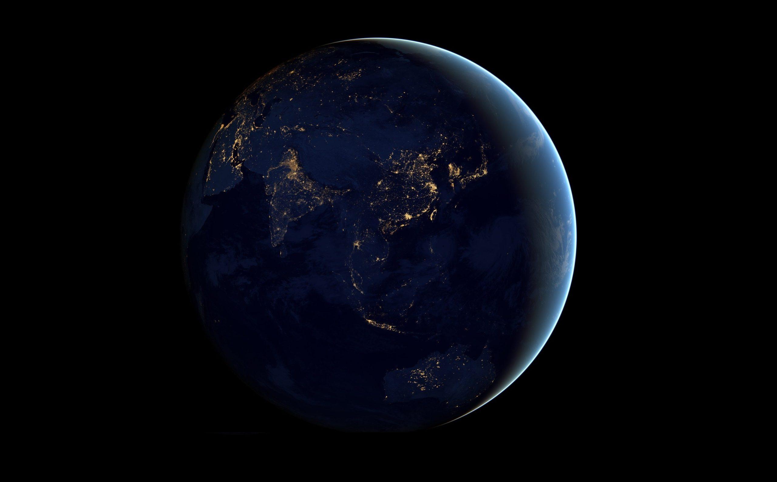 Час земли 2020. Планета Земля